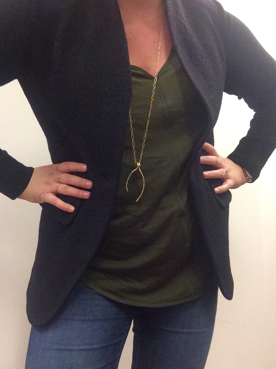 Chantal Sarkisian Casual Friday mode Xlusive ottawa plus size fashion blogger