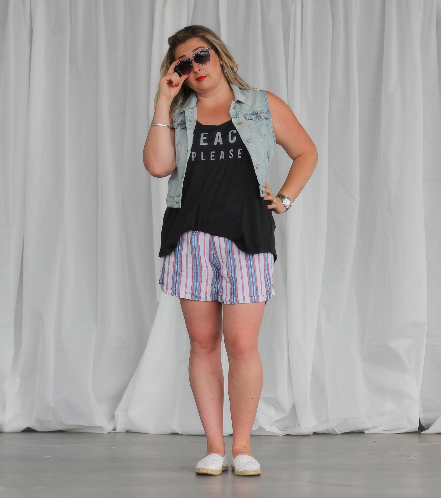 Old Navy Plus Size Fashion Ottawa Fashion blog mode XLusive Chantsy Chantal Sarkisian