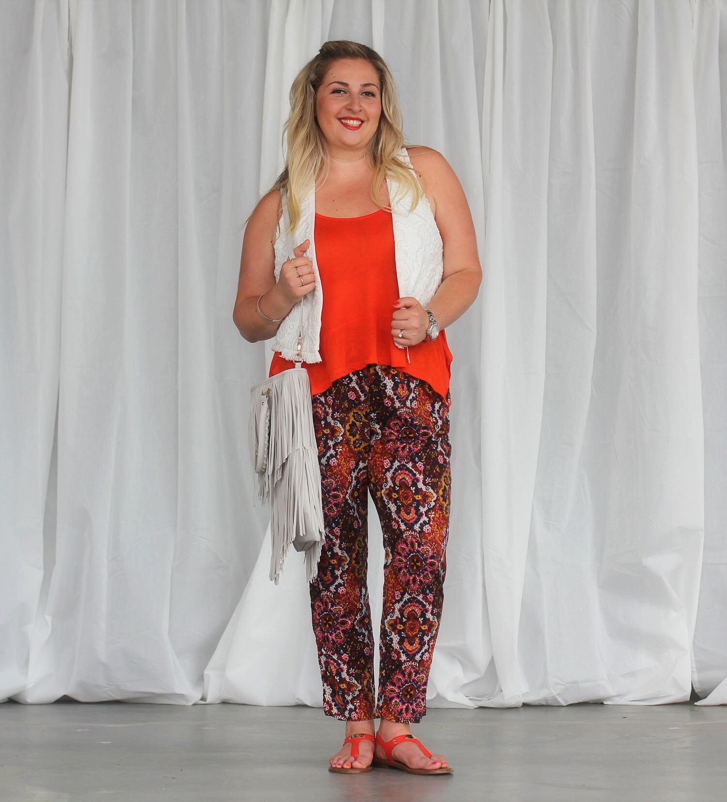 H&M Bayshore Plus Size Fashion Ottawa Fashion blog mode XLusive Chantsy Chantal Sarkisian