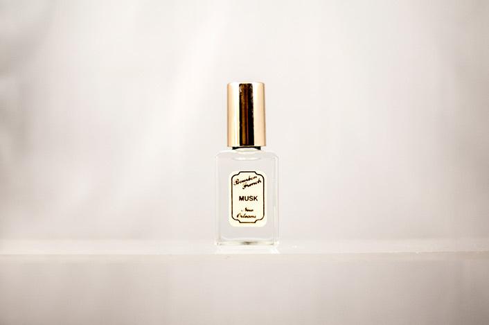musk Bourbon French Perfume