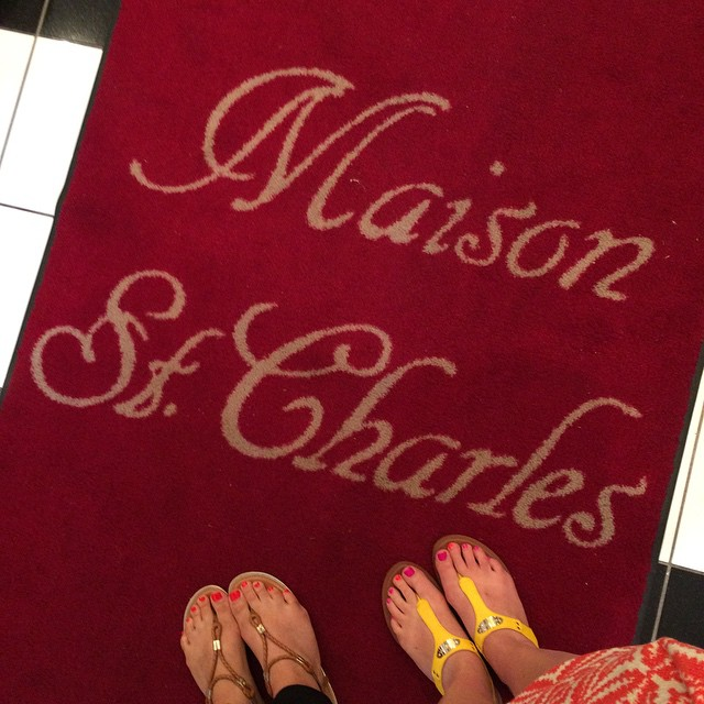 New Orleans Chantal Sarkisian Mode Xlusive Plus Size Blog Ottawa maison St. Charles Quality Inn