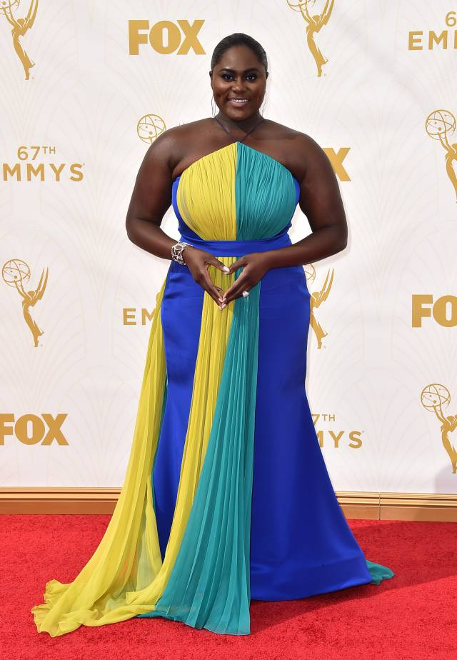 Mode XLusive Canadian Fashion Blog Curvy Danielle Brooks 67 emmys-2015 red-carpet