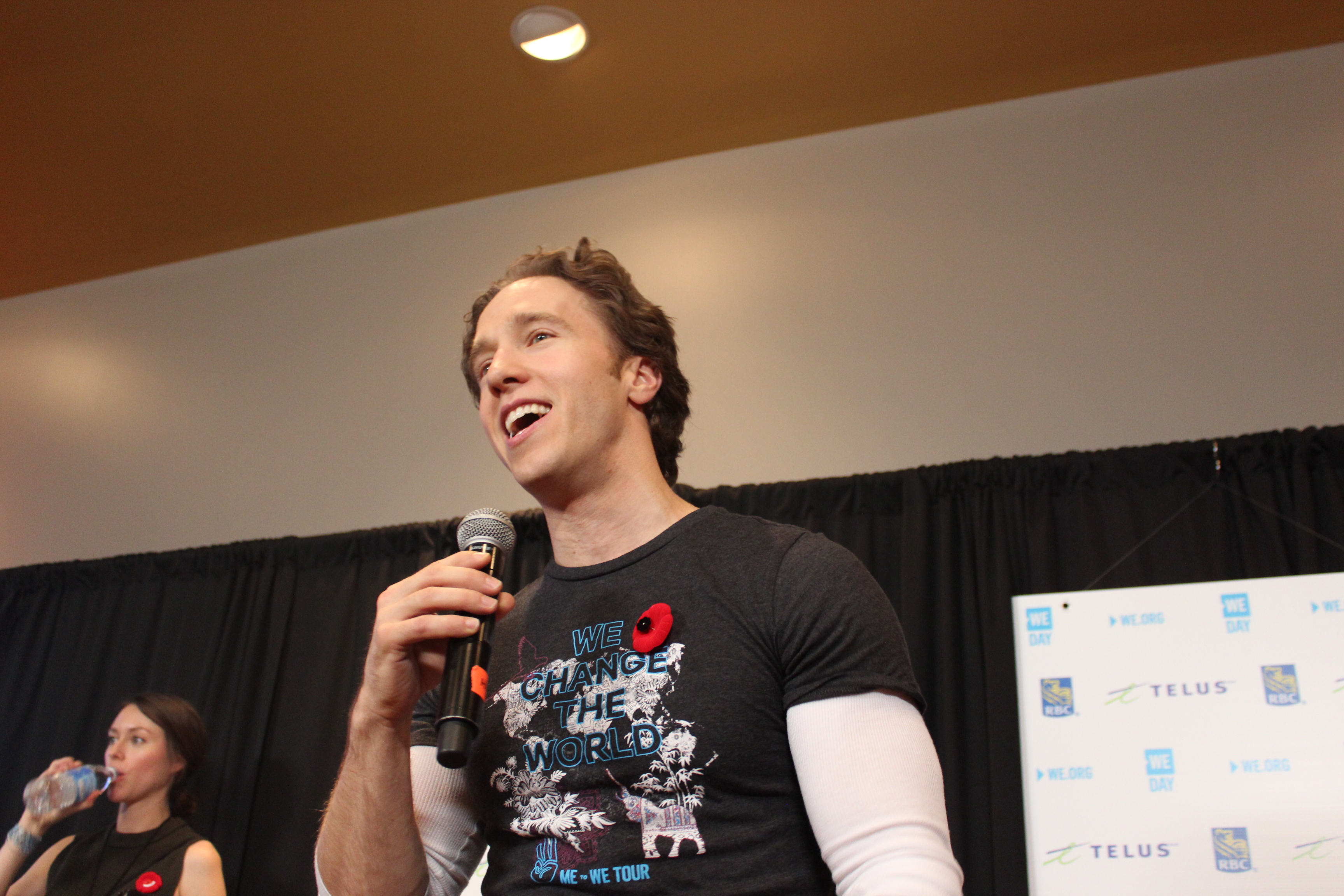 Craig Kielburger, founder of We Day, Free the Children and Me to We.