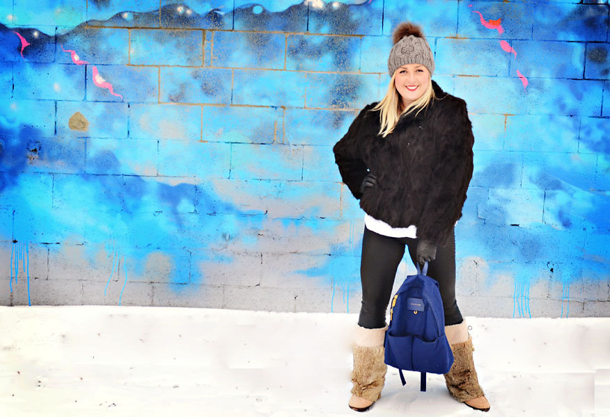 Chantal Sarkisian Mode Xlusive Winter Fashion Ottawa fashion blog Ottawa Street Style Amy Symes