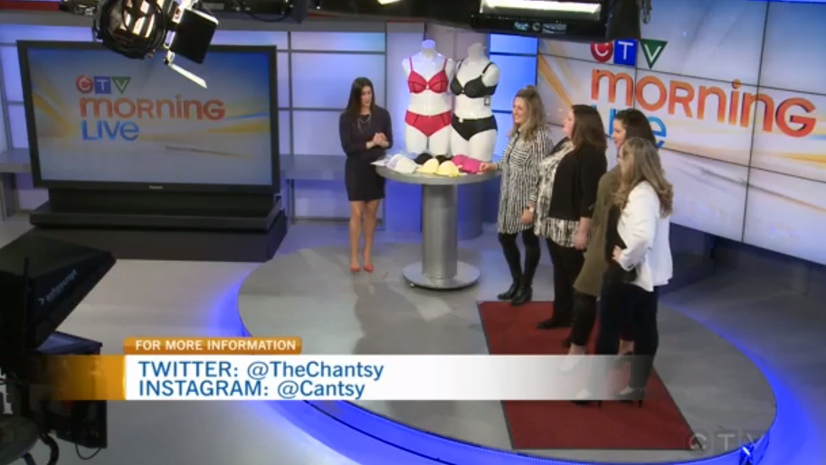 CTV Morning Live Perfect Bra for Curvy Body Types