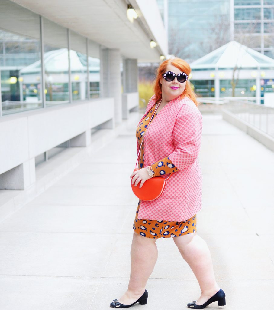 Amanda Montgomery LATEST WRINKLE Canadian Curvy Plus-Size Fashion Blogger