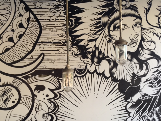 Common Eatery Ottawa New restaurant 2016 Elgin Street Ottawa Fashion Blog graffitti