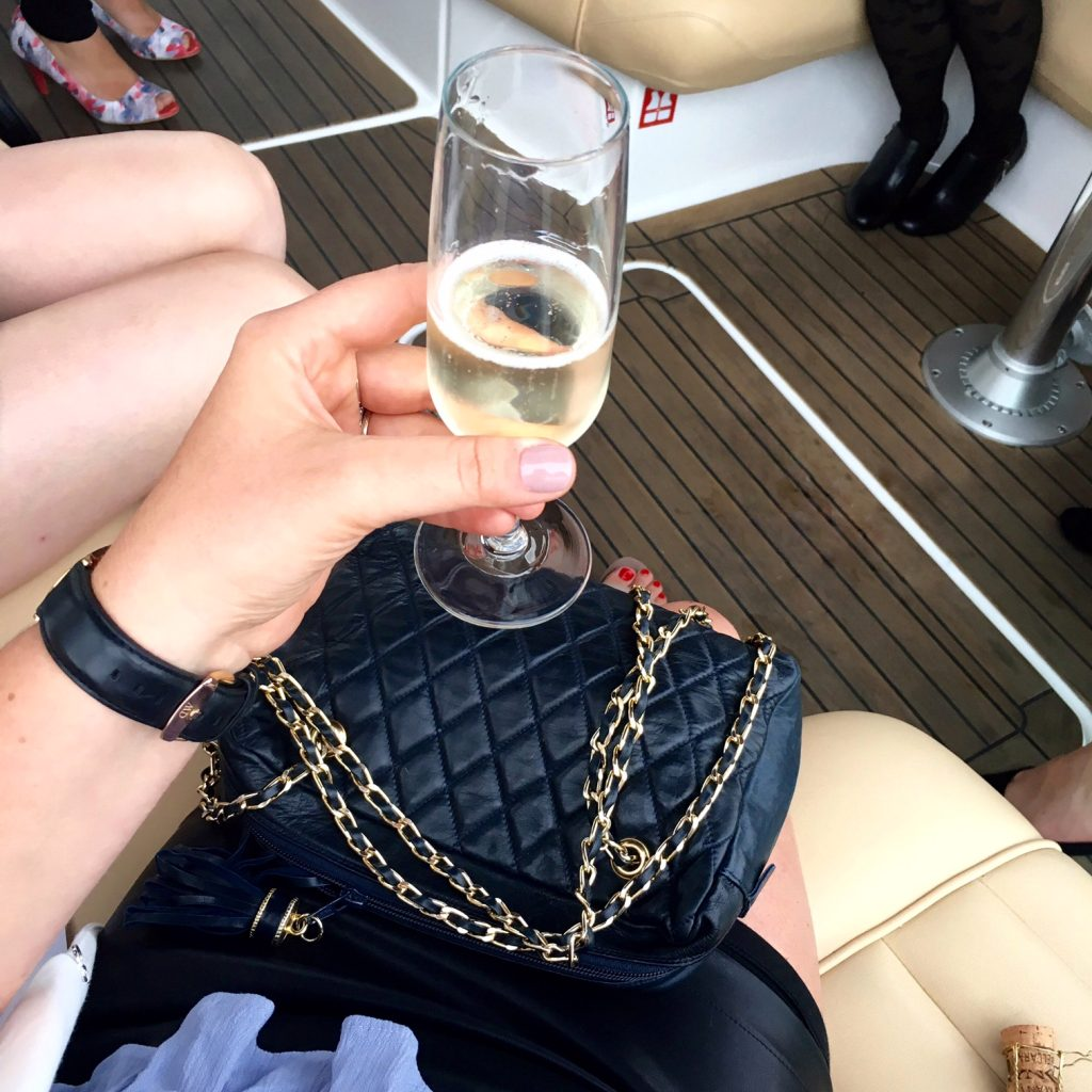 Casino Lac Leamy Gatineau Ottawa Fashion Blog boat ride for high rollers 3