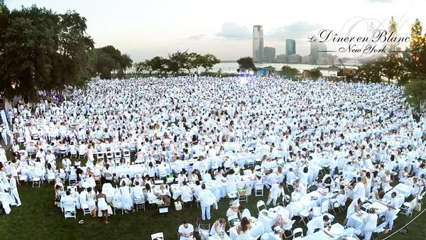 Diner en Blanc Ottawa 2016 Fashion Blog