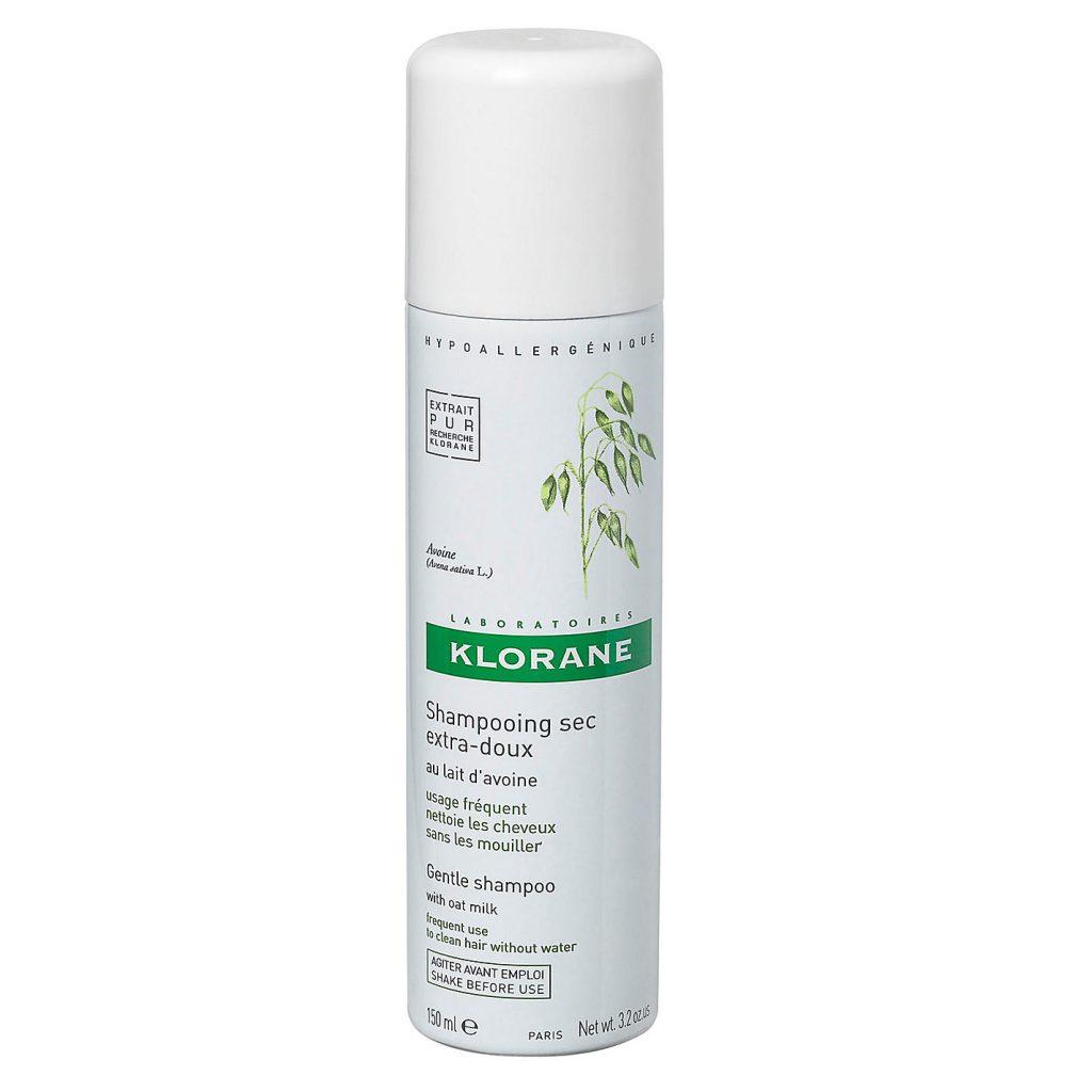 Klorane Dry Shampoo Goat Milk