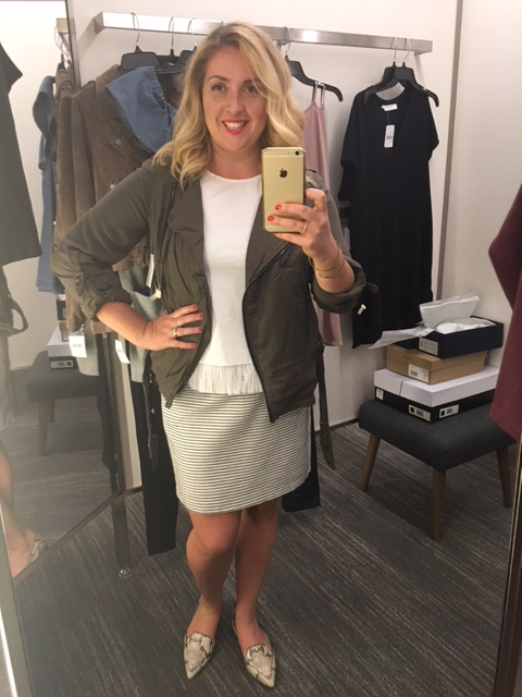 Nordstrom #NSale Ottawa Fashion Blog Shopping- Outfit Business Casual
