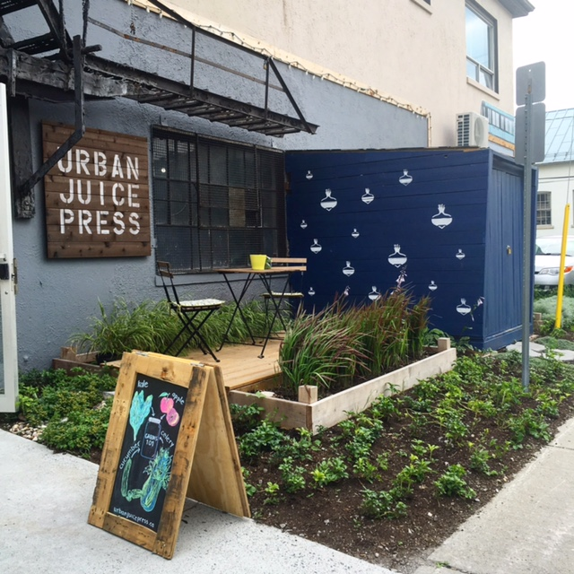 Urban juice press cleanse Ottawa Parkdale Food Blog