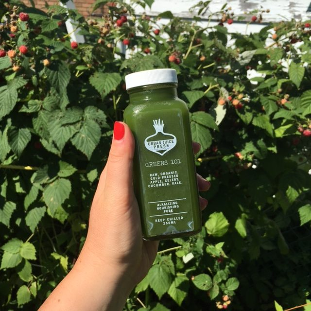 urban juice press cleanse Ottawa Foodie Fashion Blog detox