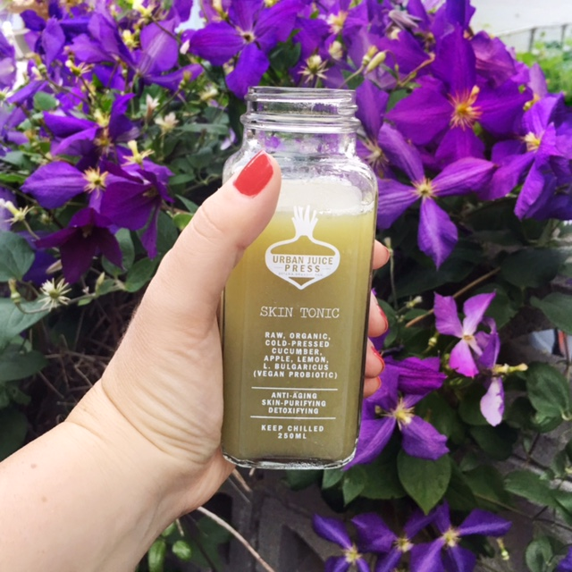 urban juice press cleanse Ottawa Foodie Fashion Blog