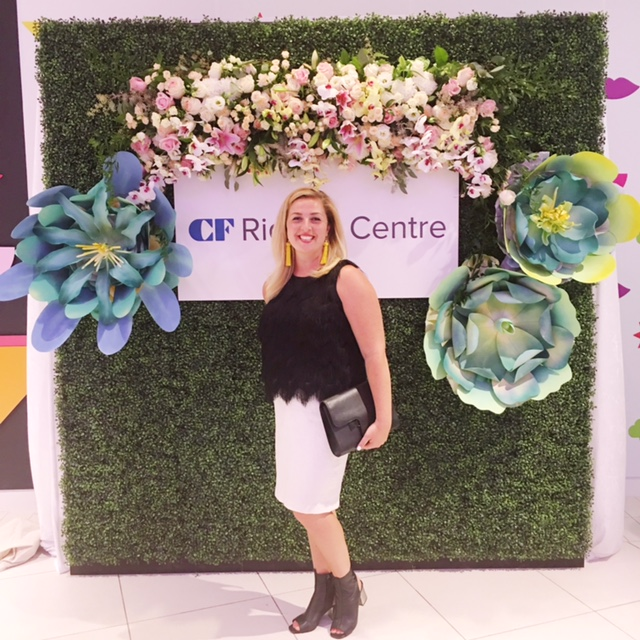 CF Rideau Centre New expansion Ottawa Shopping Mall. Fashion Style Ottawa