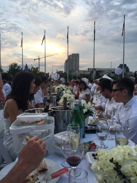 Diner en Blanc 2016 Ottawa Fashion Blog 9