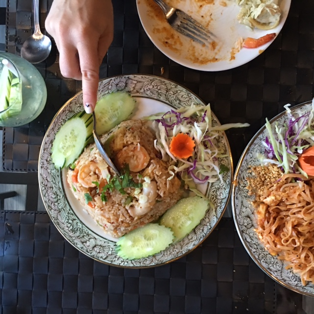 Social Thai Ottawa Foodie Thai Restaurant