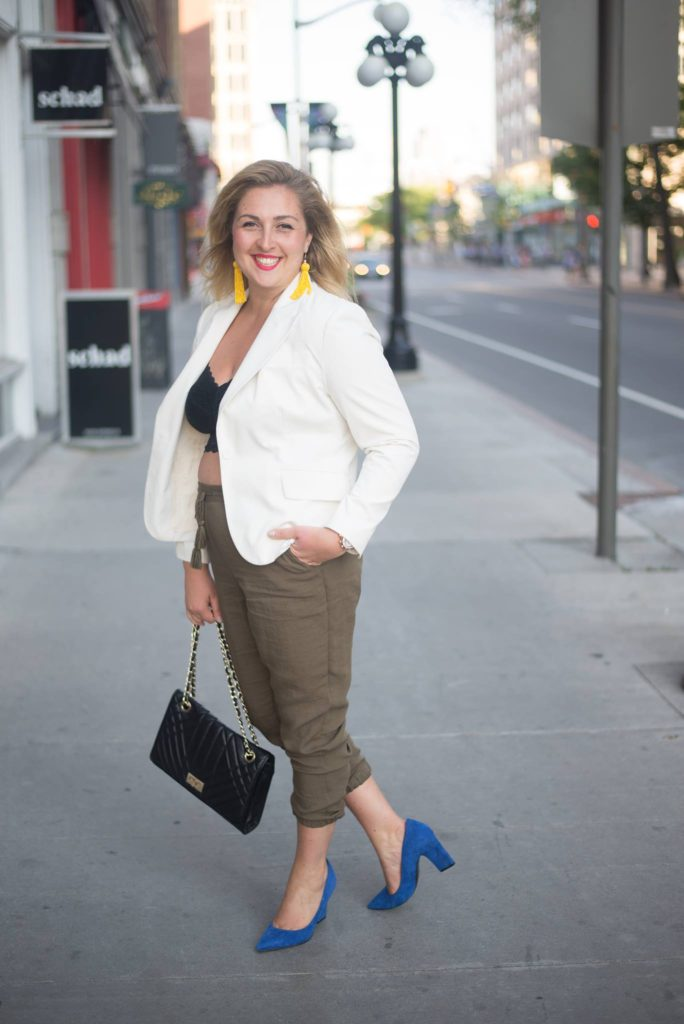 krowd magazine Ottawa Street style Chantal Sarkisian Fashion blogger