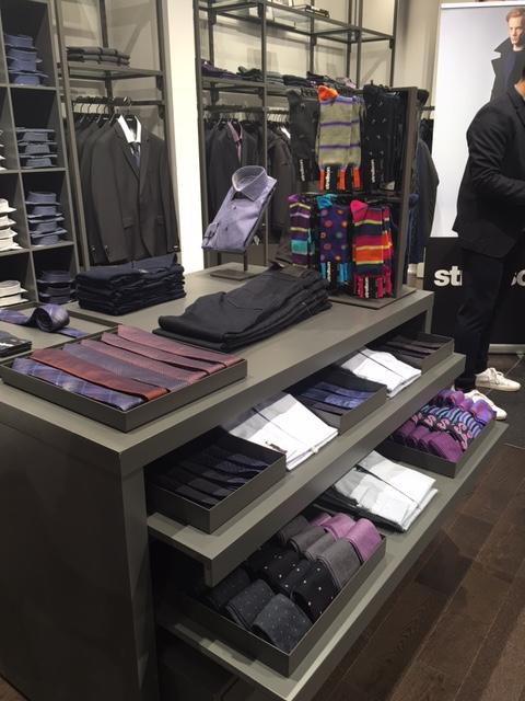 Strellson CF Rideau Centre Ottawa Men's Fashion Blog Zack Smith 3