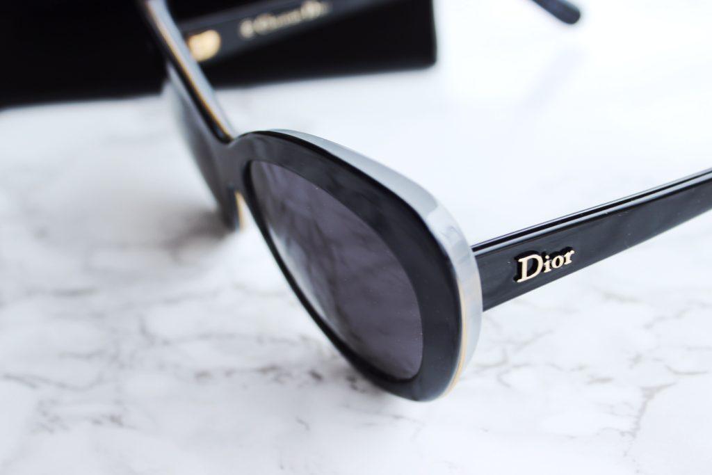 Ottawa designer sunglasses Fashion blog blogger Chantsy Ottawa Influencer Dior Sunglasses