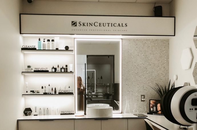 SkinCeuticals Custom DOSE Chantsy Beauty Blogger Canada
